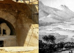 Nίκος Μπελογιάννης:  «Ο τάφος της Αμφίπολης είχε πνιγεί από τσουνάμι»