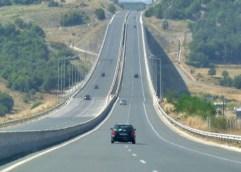 Απαγόρευση κυκλοφορίας οχημάτων άνω των 3,5 τόνων στην Εγνατία Οδό λόγω θυελλωδών ανέμων