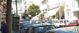 Που απαγορεύεται από σήμερα η κυκλοφορία και η στάθμευση των αυτοκινήτων