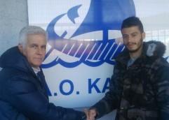 ΑΟΚ:Μπαρέττας, ο πρώτος – Δανεικός για έξι μήνες αποκτήθηκε από τη Skoda Ξάνθη ο 20χρονος μεσοεπιθετικός