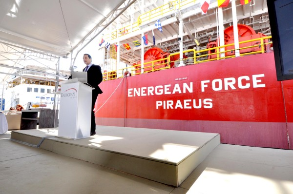 Η ENERGEAN απαντάει στο ΧΡΟΝΟΜΕΤΡΟ: «Καμία πρόταση εξαγοράς – Ο Πρίνος στην χειρότερη κρίση της ιστορίας του»