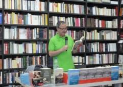 Παρουσιάστηκε το νέο μυθιστόρημα του Θεόδωρου Γρηγοριάδη, «Ζωή Μεθόρια»