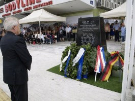 ΠΡΩΤΟΒΟΥΛΙΑ ΠΟΛΙΤΩΝ ΚΑΒΑΛΑΣ: Διαμαρτυρία για την καταστροφή του εβραϊκού μνημείου