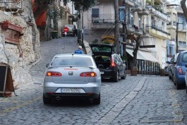 Προσωρινές κυκλοφοριακές ρυθμίσεις στην παλιά πόλη  για τη συναυλία του Γιώργη Χριστοδούλου στο πλαίσιο των ΕΛΕΥΘΕΡΙΩΝ 2017
