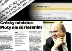 Ο Νίκος Ξυδάκης  αποκαλεί τα Σκόπια «Μακεδονία» μιλώντας στην εφημερίδα Pravda!