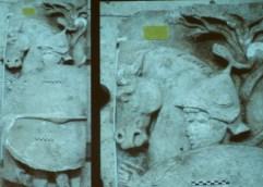 «Σεισμός» στην Αμφίπολη: Νέα στοιχεία και ευρήματα «δένουν» το μνημείο με το Μ. Αλέξανδρο, το πρόσωπο του οποίου απεικονίζεται στην ανάγλυφη ζωφόρο