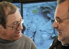 Αποκάλυψη από τον Antonio Corso:  Ένα χάλκινο άγαλμα του έφιππου Ηφαιστίωνα υπήρχε στο ταφικό μνημείο