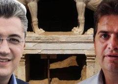 Mάχη Τζιτζικώστα και Δημάρχου Αμφίπολης με φόντο την Ευρωπαική χρηματοδότηση για τον Τύμβο