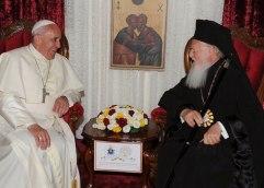 Ο Πάπας και ο Πατριάρχης…