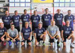 Διπλός θρίαμβος για τον ΑΟΚ στο Πανελλήνιο πρωτάθλημα βόλεϊ βετεράνων