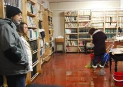 ΣΥΝΕΒΗ ΣΤΟ ΜΟΥΣΕΙΟ ΚΑΠΝΟΥ ΚΑΒΑΛΑΣ: Πλημμύρισε η αίθουσα του αρχείου, ευτυχώς δίχως να καταστραφεί το αρχειακό υλικό