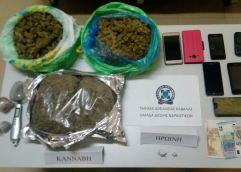 ΚΑΒΑΛΑ: Τους «τσάκωσαν» με τα ναρκωτικά στο λεωφορείο του ΚΤΕΛ