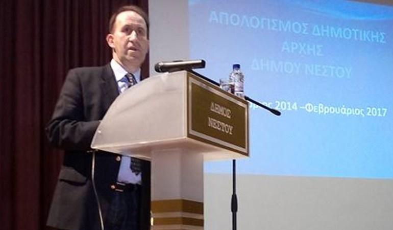Αθώος ο πρώην δήμαρχος Νέστου Βαγγέλης Τσομπανόπουλος