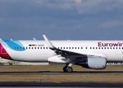 Eurowings: Νέες συνδέσεις με Μυτιλήνη, Καβάλα, Σάμο και Σαντορίνη