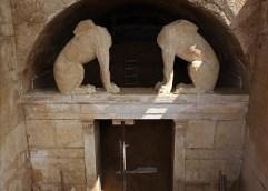 Τύμβος Καστά: Σε κρύπτες οι απαντήσεις για το μυστήριο της Αμφίπολης