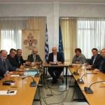 Σύσκεψη του Περιφερειάρχη ΑΜΘ με Δημάρχους της Περιφέρειας για τον αγωγό TAP