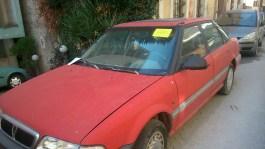 «Σαφάρι» του Δήμου Καβάλας για το μάζεμα των εγκαταλελειμμένων οχημάτων