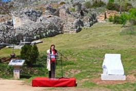 Αύριο η υπουργός Πολιτισμού Λυδία Κονιόρδου στην Αμφίπολη