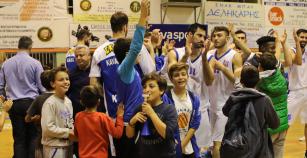 Τέταρτη σερί νίκη για την Ένωση, 55-74 την Ελίμεια στην Κοζάνη