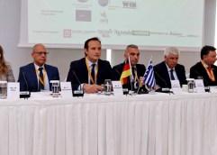 4ο ΕΛΛΗΝΟΓΕΡΜΑΝΙΚΟ ΦΟΡΟΥΜ ΤΡΟΦΙΜΩΝ ΣΤΗΝ ΚΑΒΑΛΑ: Οι εξαγωγές ελληνικών τροφίμων στη γερμανική αγορά στο επίκεντρο