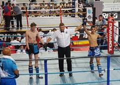 KICK BOXING: Με τον τίτλο του «Best Fighter» επιστρέφει από το Ρίμινι ο Τσοχαταρίδης!