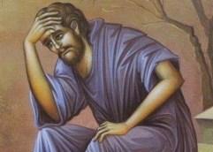 ΤΟ ΜΗΝΥΜΑ ΤΗΣ ΚΥΡΙΑΚΗΣ: Οι θλίψεις στη ζωή μας.