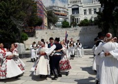 Έρευνα κοινού για το Διεθνές Φεστιβάλ Cosmopolis, στα πλαίσια Μεταπτυχιακής Διπλωματικής εργασίας.