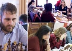 Ευρωπαϊκό πρωτάθλημα Εθνικών Ομάδων: Ισοπαλίες για τους σκακιστές και ήττες για τις σκακίστριες του ΣΟ Καβάλας