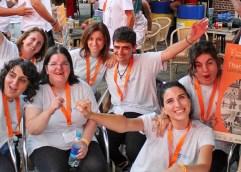 Συμμετοχή του Κέντρου Δημιουργικής Απασχόλησης Ατόμων με Αναπηρία  «ΚΔΑΠ – ΜΕΑ» του δήμου Καβάλας στη διοργάνωση «1st European Sports for All Games» στην Ολλανδία