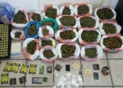 ΚΑΒΑΛΑ:Συνελήφθη κατά τη διάρκεια οργανωμένης αστυνομικής επιχείρησης 30χρονος ημεδαπός κατηγορούμενος για καλλιέργεια και διακίνηση ναρκωτικών