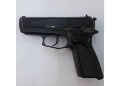 Συνελήφθη 29χρονος ημεδαπός για παράνομη οπλοκατοχή