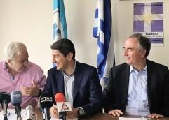 Λ. Αυγενάκης: Γιατί η Ν.Δ. στηρίζει τις υποψηφιότητες του περιφερειάρχη Α.Μ.Θ. Χρήστο Μέτιο και του δημάρχου Αλεξανδρούπολης Βαγγέλη Λαμπάκη