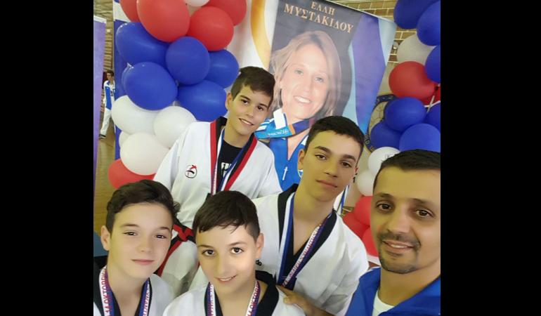 ΑΣ ΤΑΕ ΚΒΟΝ ΝΤΟ ΚΑΒΑΛΑΣ:  Στη 10η Φιλική Συνάντηση, παρουσία της Αργυρής Ολυμπιονίκη Έλλης Μυστακίδου