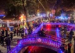 Επισκέψιμη έως την Κυριακή 6 Ιανουαρίου η παραμυθένια Ονειρούπολη!
