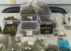 Συνελήφθη 27χρονος ημεδαπός κατηγορούμενος για κατοχή ναρκωτικών