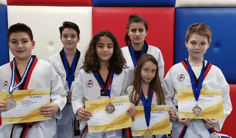 Α.Σ. ΤΑΕ ΚΒΟΝ ΝΤΟ ΚΑΒΑΛΑΣ: Επιτυχίες στο 1ο Προκριματικό Πρωτάθλημα της ΕΤΑΒΕ