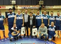 Οι εργαζόμενοι στην ΒΦΛ βράβευσαν τους υποστηρικτές τους στο μπάσκετ