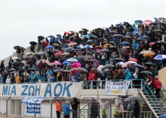 Μήνυμα της Δημάρχου Καβάλας Δήμητρας Τσανάκα για τη σημερινή μεγάλη νίκη του ΑΟΚ