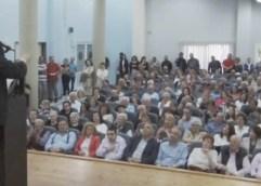 ΖΗΤΗΣΕ ΤΗ ΜΑΖΙΚΗ ΣΤΗΡΙΞΗ ΣΤΟ ΣΥΝΔΥΑΣΜΟ ΤΗΣ ΠΕΡΙΦΕΡΕΙΑΚΗΣ ΣΥΝΘΕΣΗΣ: Ενθουσιώδης συγκέντρωση του Αλέξανδρου Ιωσηφίδη