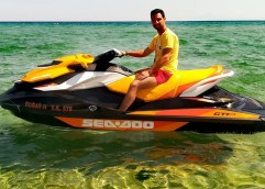 Ο Δήμος Παγγαίου συγχαίρει τον ναυαγοσώστη Δημήτρη Ψωμόπουλο ο οποίος έσωσε τη ζωή ενός άνδρα στην παραλία των Αμμολόφων