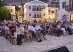 Καστελλόριζο: Με αφετηρία το ακριτικό νησί, συγκινητικές αναφορές του επιτετραμμένου της αυστραλιανής πρεσβείας στην Αθήνα στους ισχυρούς δεσμούς φιλίας Ελλάδας-Αυστραλίας