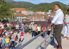 Ακολουθία Αγιασμού στις Σχολικές Μονάδες του Δήμου Παγγαίου