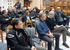 ΛΑΙΚΗ ΣΥΝΕΛΕΥΣΗ ΣΤΟ ΠΟΛΥΣΤΥΛΟ: Ζητάνε την προστασία του οικισμού από τα πλημμυρικά φαινόμενα