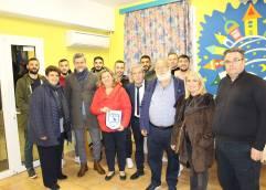 ΑΟΚ:  Μοίρασαν δώρα στο Παράρτημα Προστασίας Παιδιού Καβάλας