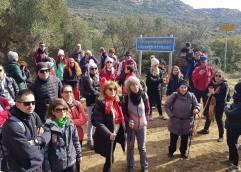 Στα βήματα του Οδυσσέα περπάτησαν οι πεζοπόροι του ΔΡΟΜΕΑ ΘΡΑΚΗΣ