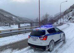 Προβλήματα από την έντονη χιονόπτωση σε περιοχές της Αν. Μακεδονίας και της Ξάνθης
