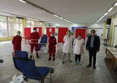 Πραγματοποιήθηκε η 3η αιμοδοσία στο διοικητήριο