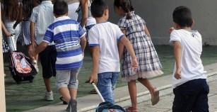 Δεύτερο… «πρώτο κουδούνι» και για τους μικρούς μαθητές