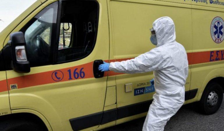 Κορονοϊός: 203 νέα κρούσματα στη χώρα και ένας θάνατος το τελευταίο 24ωρο!