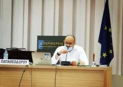 Απάντηση του Προέδρου του Περιφερειακού Συμβουλίου κ. Χρήστου Παπαθεοδώρου στο Δελτίο Τύπου του κ. Τοψίδη.